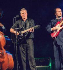 """Sänger Robert Tyson und seiner Band gelingt es, den typischen """"Boom-Chicka-Boom""""-Sound von Johnny Cash wieder aufleben zu lassen."""