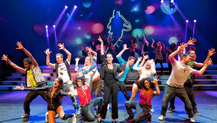Das Musical vereint Tanz und Gesang mit viel Temperament.