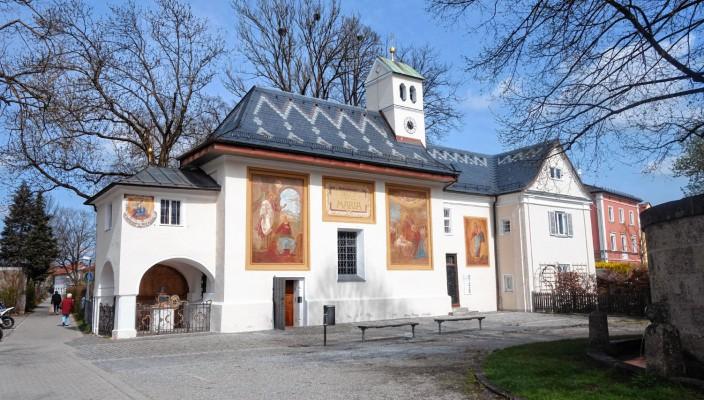 Am Freitag, 8. Mai, findet eine Führung durch die wunderschöne Kapelle statt. Foto: hö