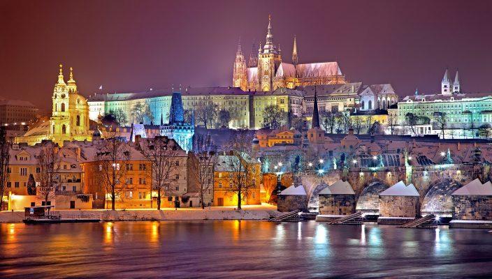 Prag ist eine Reise wert...