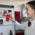 Die Rotkreuzdose wird im Kühlschrank schnell gefunden.