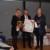 Uschi Bernegger-Schneider und Siegfried Bernegger nahmen die Auszeichnung von Oberbürgermeisterin Gabriele Bauer (rechts) entgegen. Foto: Schlecker